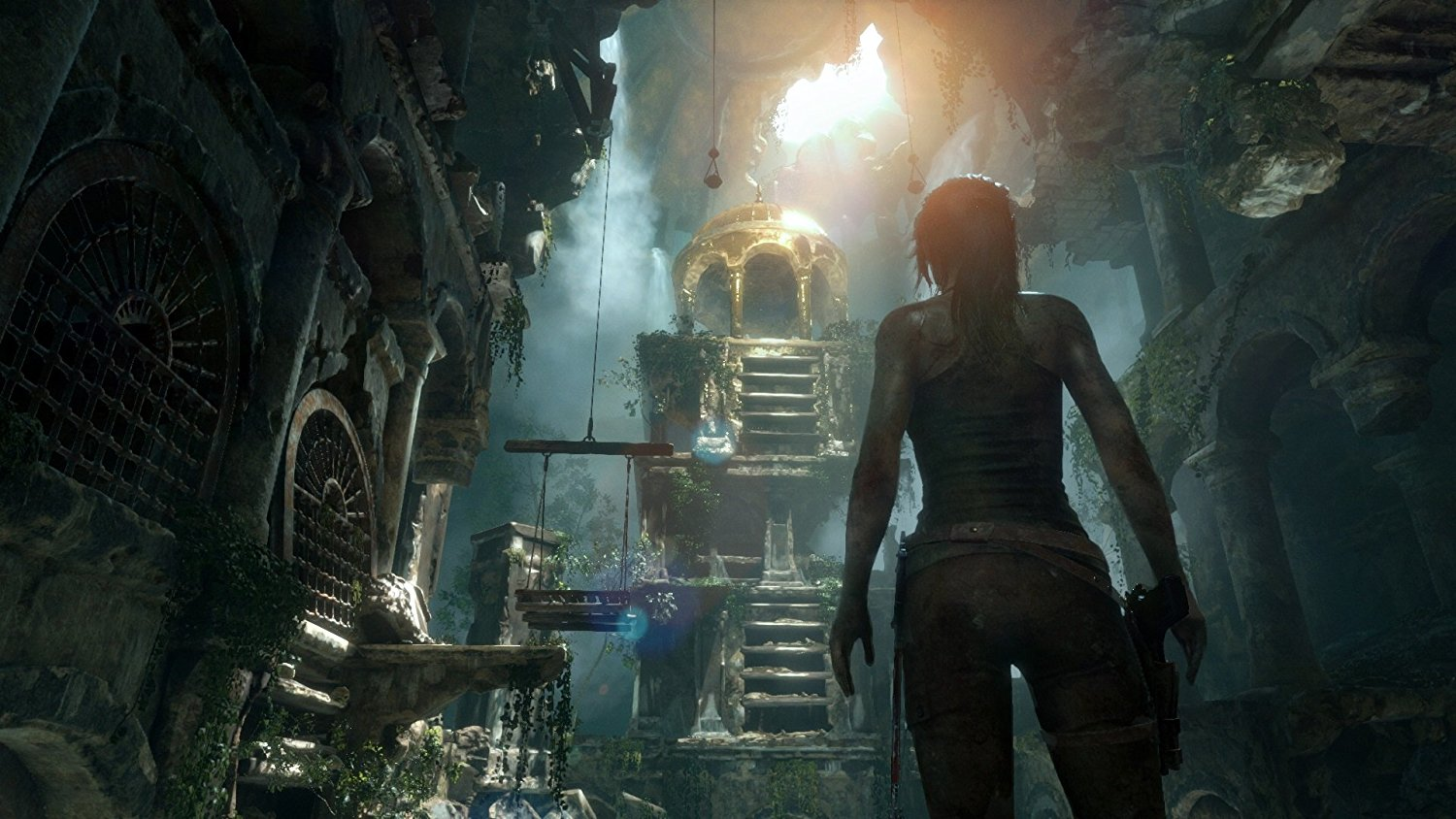Rise Of The Tomb Raider All Your Games In One Place Gamesboard Info