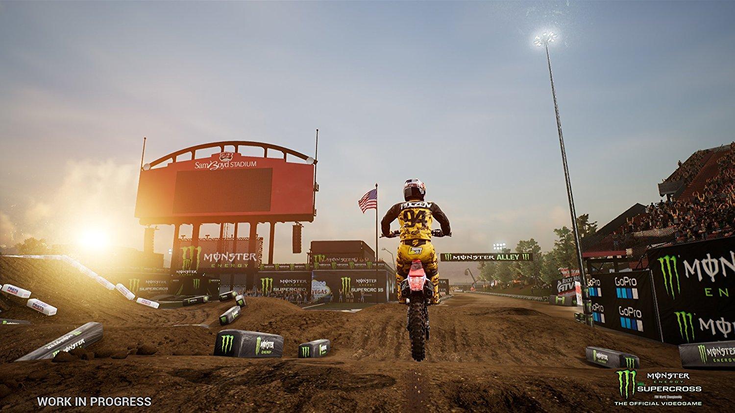 Monster Energy Supercross: