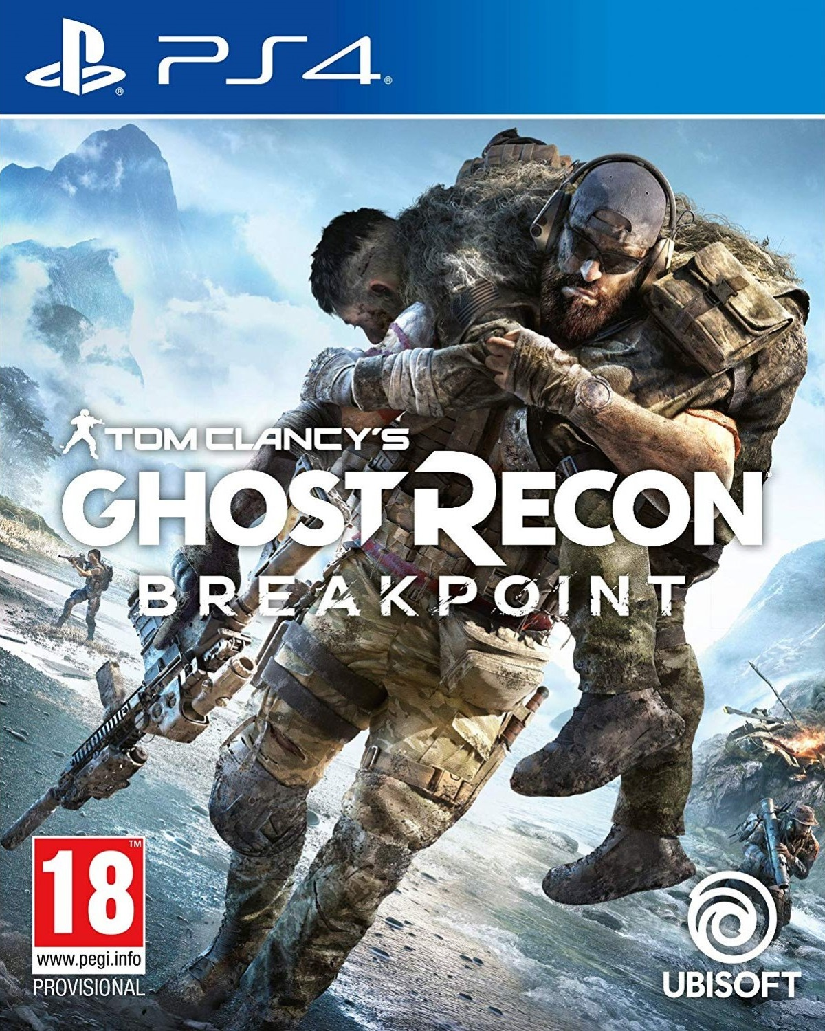 Tom Clancy S Ghost Recon Breakpoint All Your Games In One Place